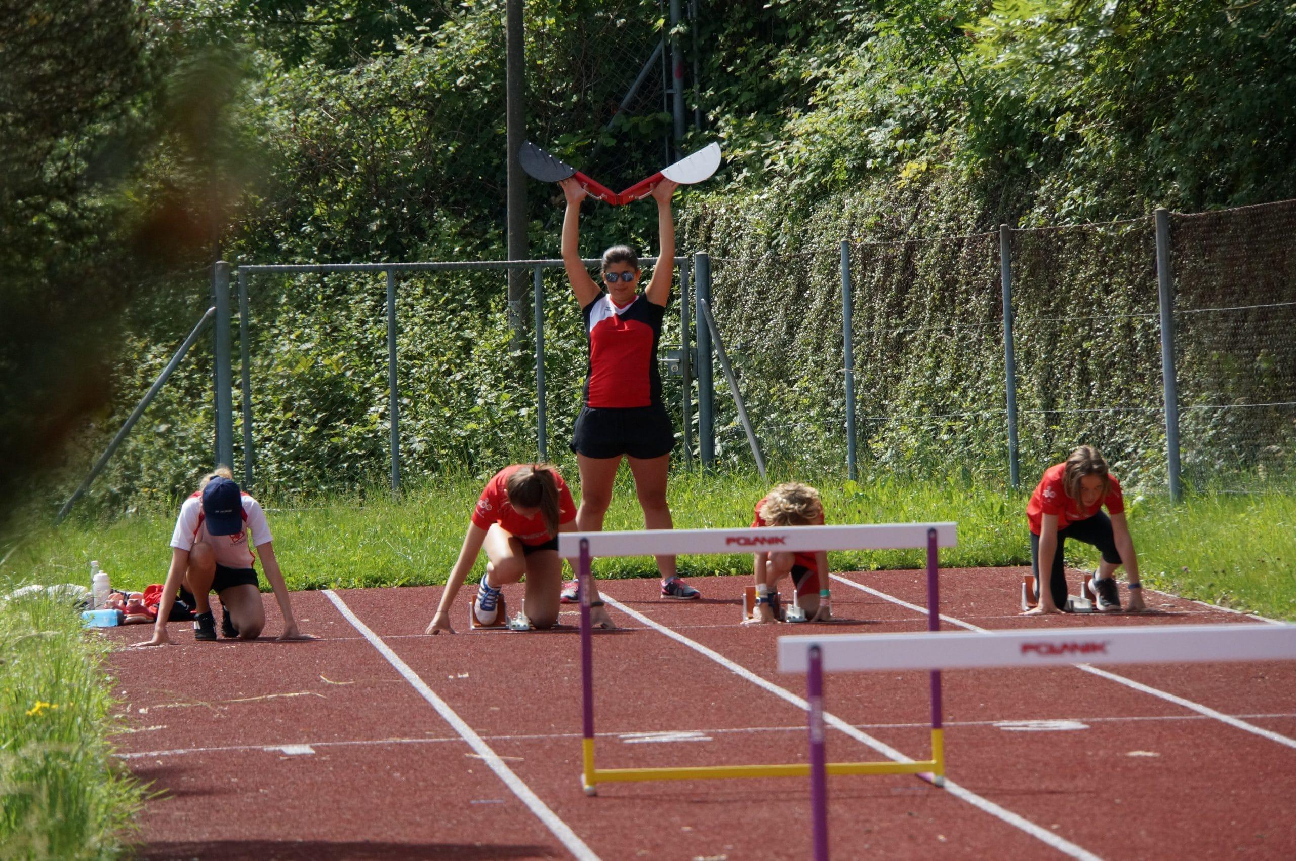 Hürden Sprint Kilchberg