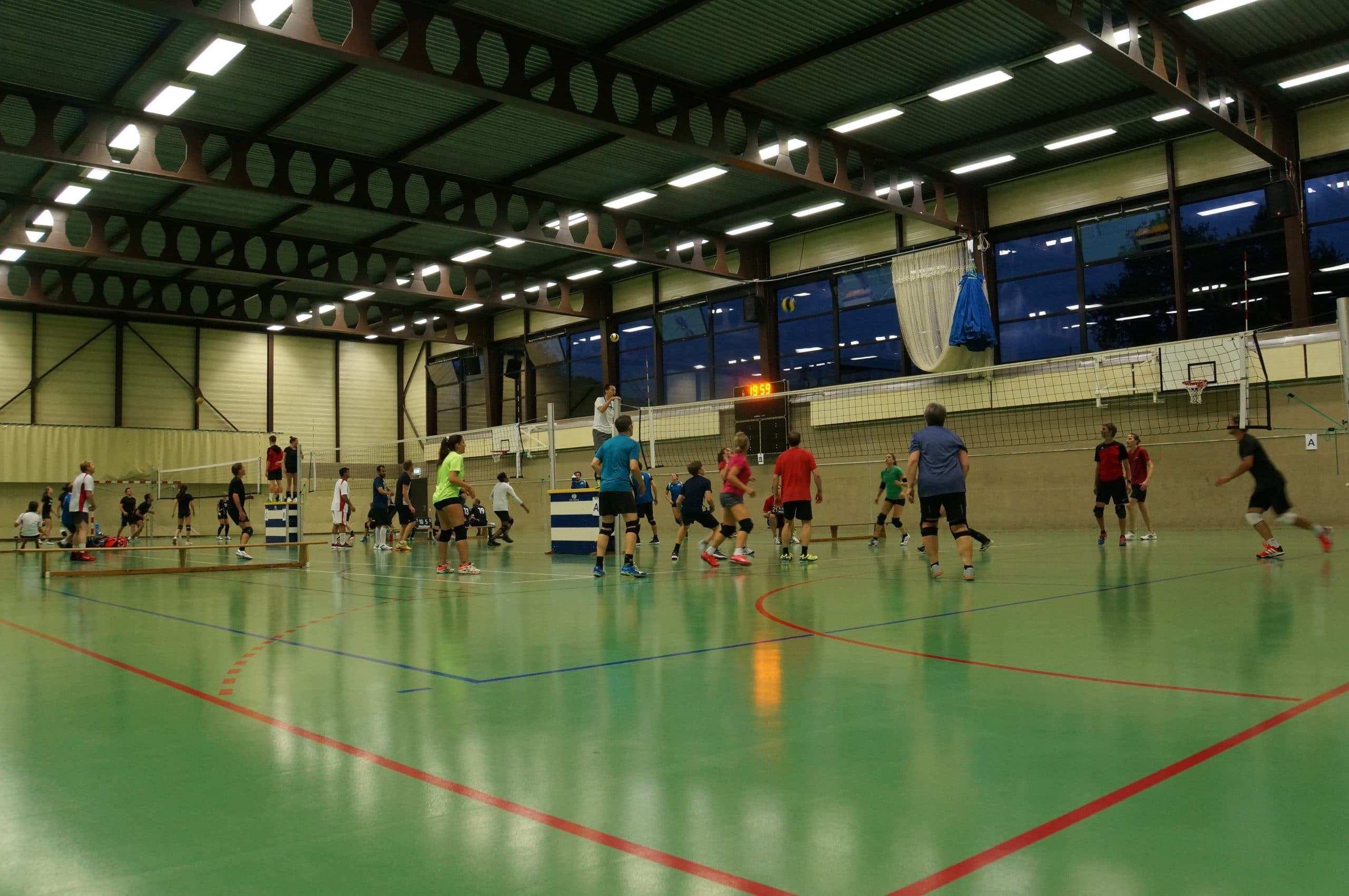 Volleyball Kilchberg